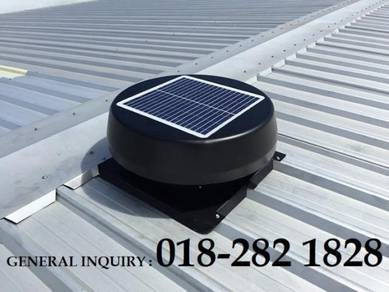 HGVS23 Solar Powered Roof Exhaust Fan (Germany)