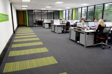Carpet ## Commercial Shop Carpet ~ Carpet Tiles