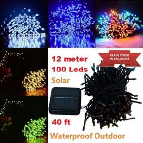 Solar Waterproof 100 pcs String Deco Light Leds
