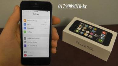 Iphone 5s -32gb- secon