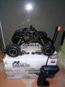 Rc - rock crawler