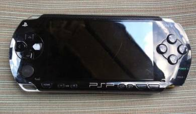 Psp with 40 games complete set