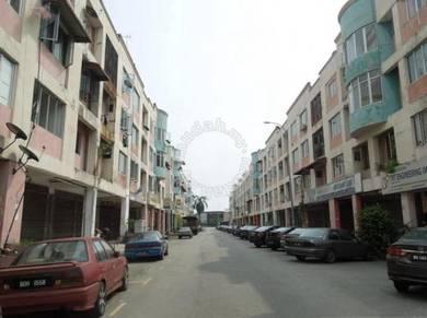 Taman sentosa klang shop apartment super good investment good rental