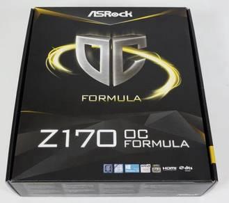 New ASRock Z170 OC Formula Intel LGA 1151 MB