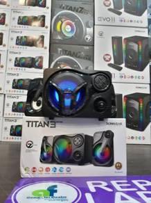 New Model Speaker Titan 3 Power