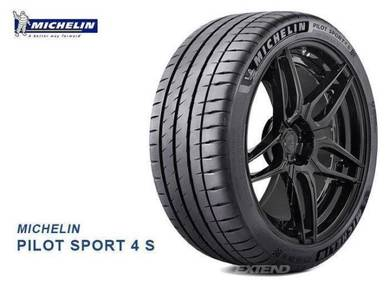 Michelin pilot sport 4 s 255/35/20 new tyre tayar