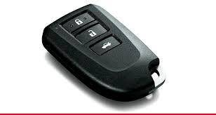 Toyota Smart Key
