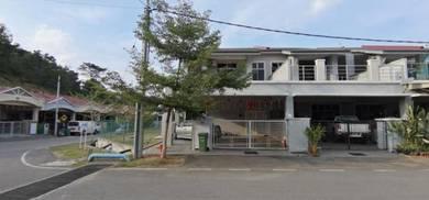 Taman Saga Damai Corner Double Storey House
