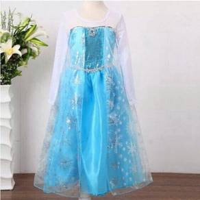 Frozen Party Dress Style C01A ~ FREE SHIPPING