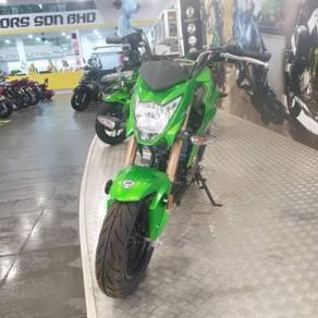 Kawasaki Z125 pro z 125