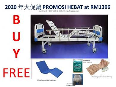 Katil pesakit hospital bed shop promosi hebat