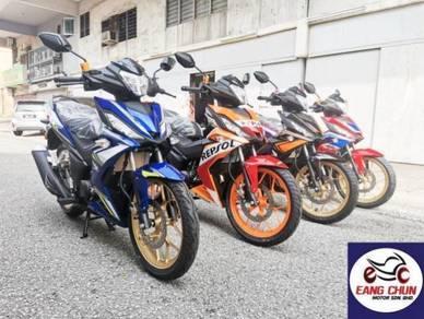 Honda RS150 rs150 V2 Full Loan & Cash Rebate Kaw