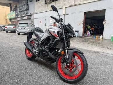 Yamaha MT 25 MT25 Stok Clearance Promo Now
