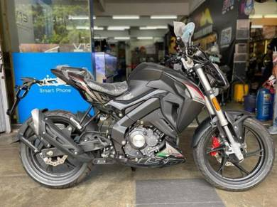 Benelli 150s offer raya clear stock