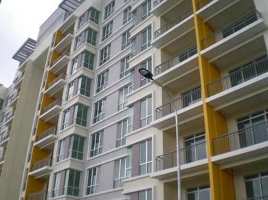 NEW Apartment in Taman Bandar Senawang N.Sembilan