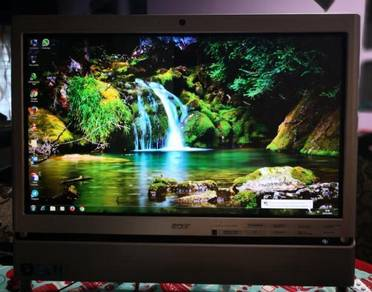 Acer All in One Desktop PC 5gb ram Touch Screen i5
