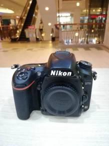 Nikon d750 body - 99% new (sc 44k only)