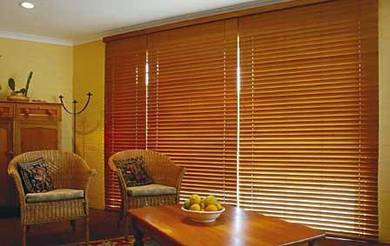Wooden Blinds (New)