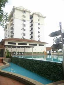 Cheng Height Condo Fully Furnished For Rent