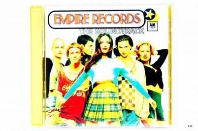 Original CD EMPIRE RECORDS [1995] OST Soundtrack