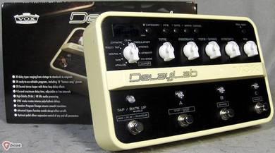 VOX DelayLab Guitar Effect