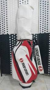 Used Maruman Golf Bag to let go