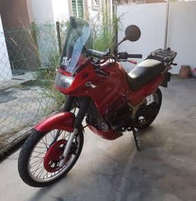 1996 Kawasaki kle500