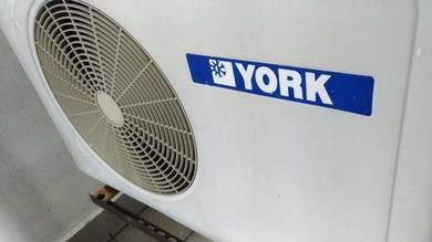 Aircond York-Toshiba 1.5 hp
