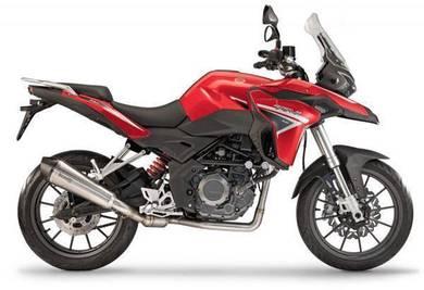 Benelli TRK251 SE -ABS- Special