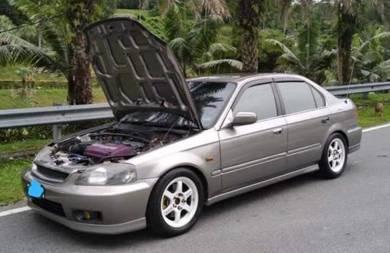 1996 Honda Civic 1.6 B16A (M)