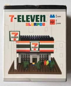 7-Eleven Mini Blocks Educational Toy (256 pcs)