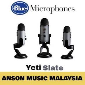 Blue Microphones Yeti Professional USB Mic,Slate
