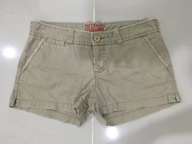 Beige Short Pants ~ FREE SHIPPING