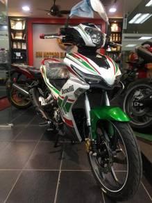 Benelli RFS150i LE-Italia Edition- 10% Downpayment