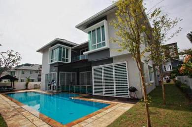 Bungalow Below Market Value, Taman Ukay Seraya (9421 sq ft), (4m)