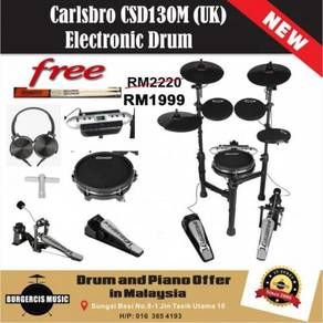 Carlsbro CSD130M (UK) Electronic Drum