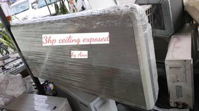 Aircond ceiling expose 3hp i