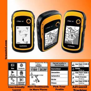 Garmin eTrex 10 GPS with Worldwide Basemap