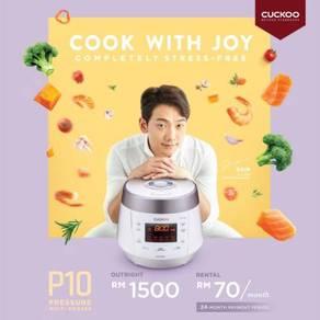 CUCKOO Rice Cooker P10