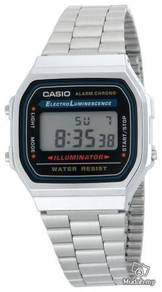 Casio A-168W Original Genuine Casio
