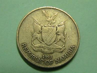 1 Namibia (1993)