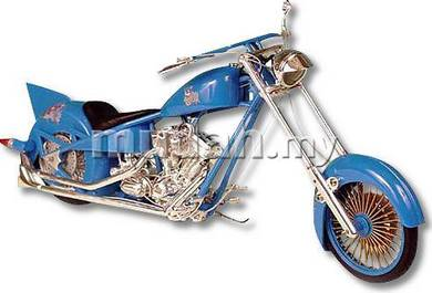 American Chopper-OCC - Mikeys Bike