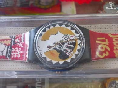 Vintage Swatch watch NOS