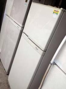 Fridge Peti Ais Sejuk Ice Whirlpool Refrigerator