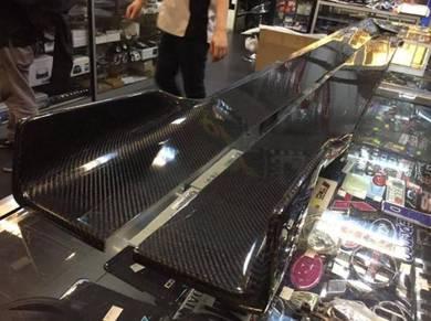 Bmw f10 f30 m5 carbon fiber side skirt lip