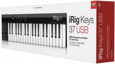 IK Multimedia iRig Keys 37 Mini Key USB Controller