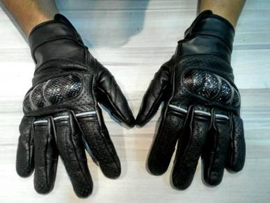 IZ2 Mission Impossible Leather Gloves