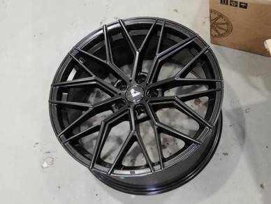 17 FT107 design 5x100 BRZ FT86 XV A1 Forester Wish
