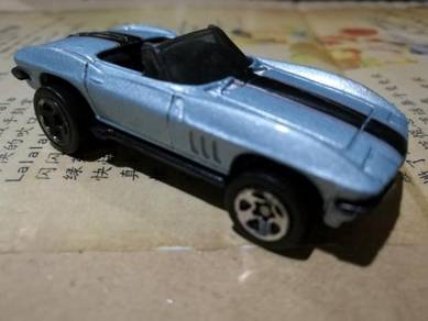 '65 Corvette 1999 Hot Wheels Car Hotwheels