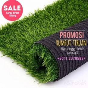 Sale rumput tiruan : artificial grass promo N4
